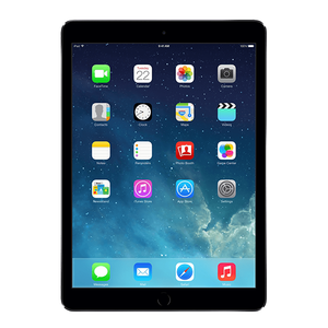 IPAD AIR ZWART 64GB WIFI + 4G