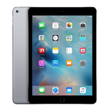 IPAD AIR 2 ZWART 16GB WIFI + 4G