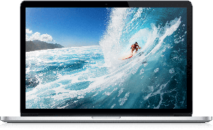 MacBook Pro 13 inch Retina CORE I5 2.6 GHZ 256GB